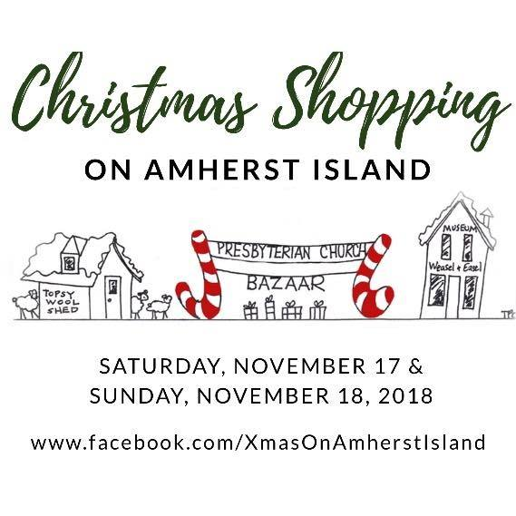 Christmas Shopping on Amherst Island