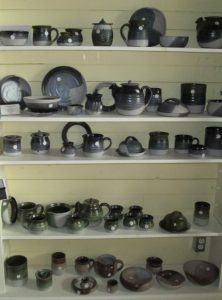Lots of Pottery!